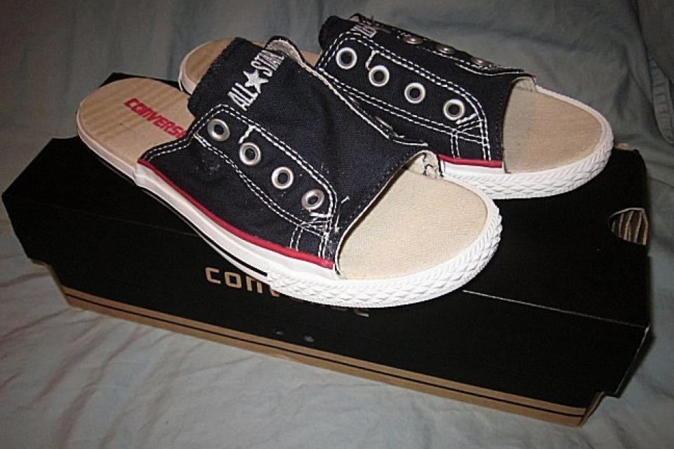 Converse Cut Away Sandals NEW Womens Sz. 10 Large Photo
