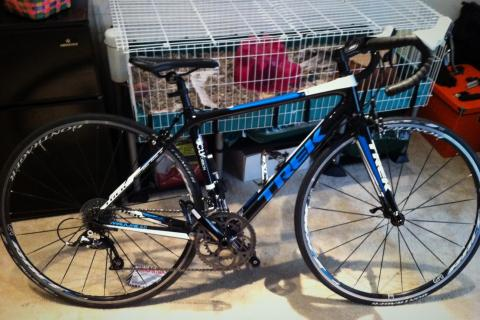 Trek Madone 4.6 Photo