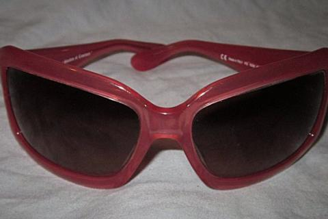 Juicy Couture Fashion Sunglasses PS/0G3K/A8/61/17/120: Pink Opal Photo