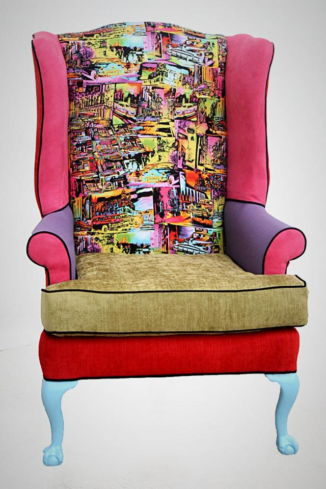 FUNKY WING CHAIR Photo