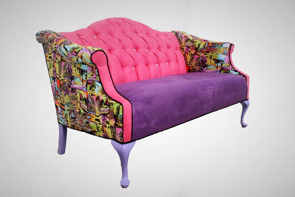 FUNKY LOVE SEAT Large Photo