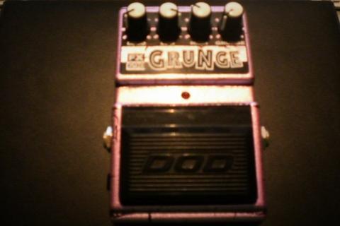 DOD Grunge Pedal - FX69B Photo