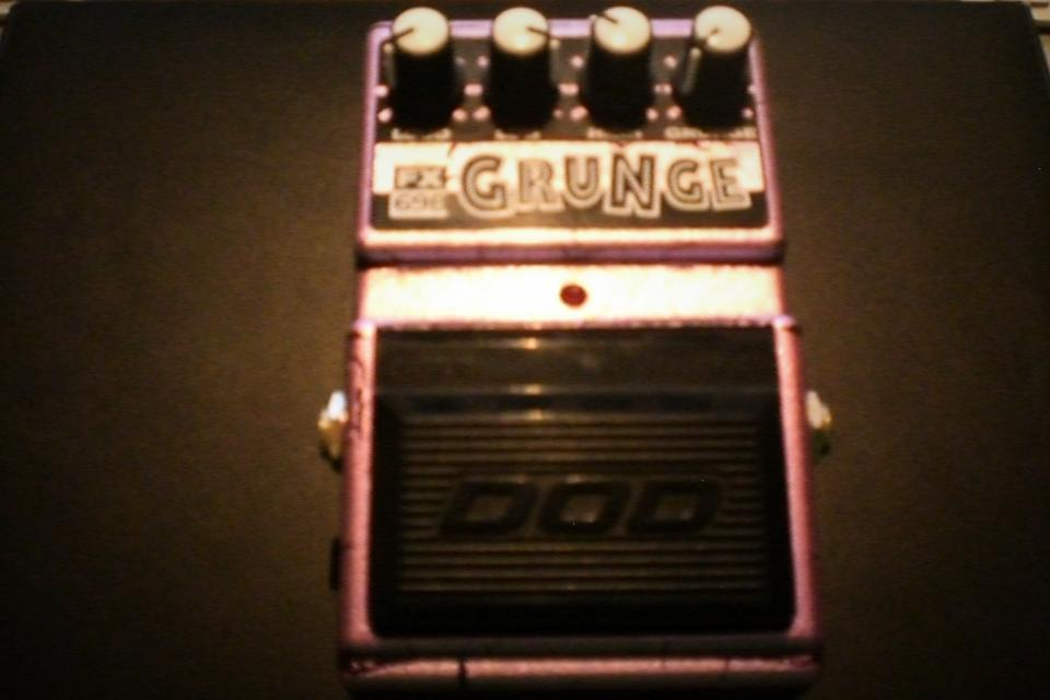 DOD Grunge Pedal - FX69B Large Photo