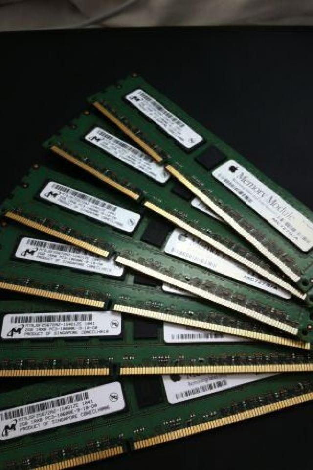 12GB RAM MAC memory Photo