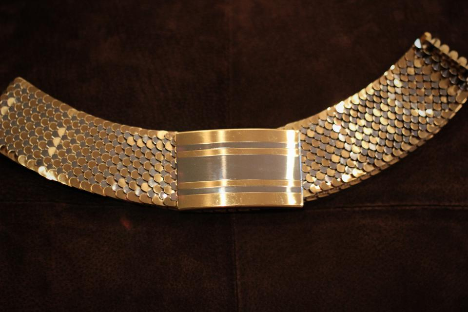 Vintage 70's Era Belt Large Photo