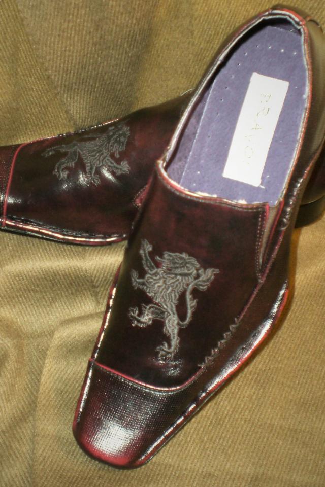 Designer men shoes:  BRAVO MARLBORO Photo