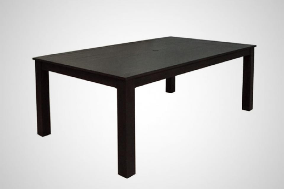 WOOD TABLE Large Photo