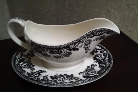 spode china gravy bowl Photo
