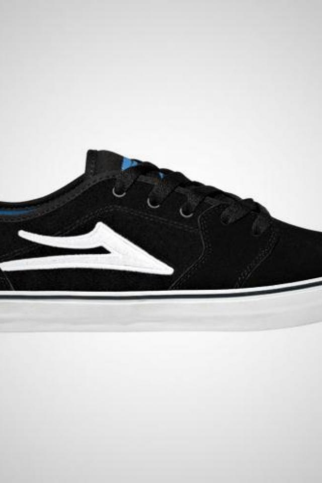 Lakai Judo Black Suede Shoes (most sizes available) Photo