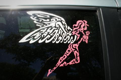 car decal various sizes Photo