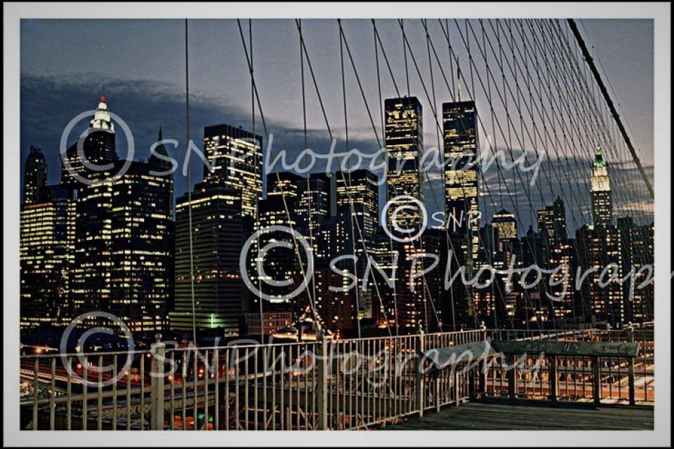 WTC PHOTOGRAPH Large Photo