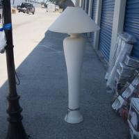 1 LARGE CERMAIC LAMP 512-662-4811  Photo