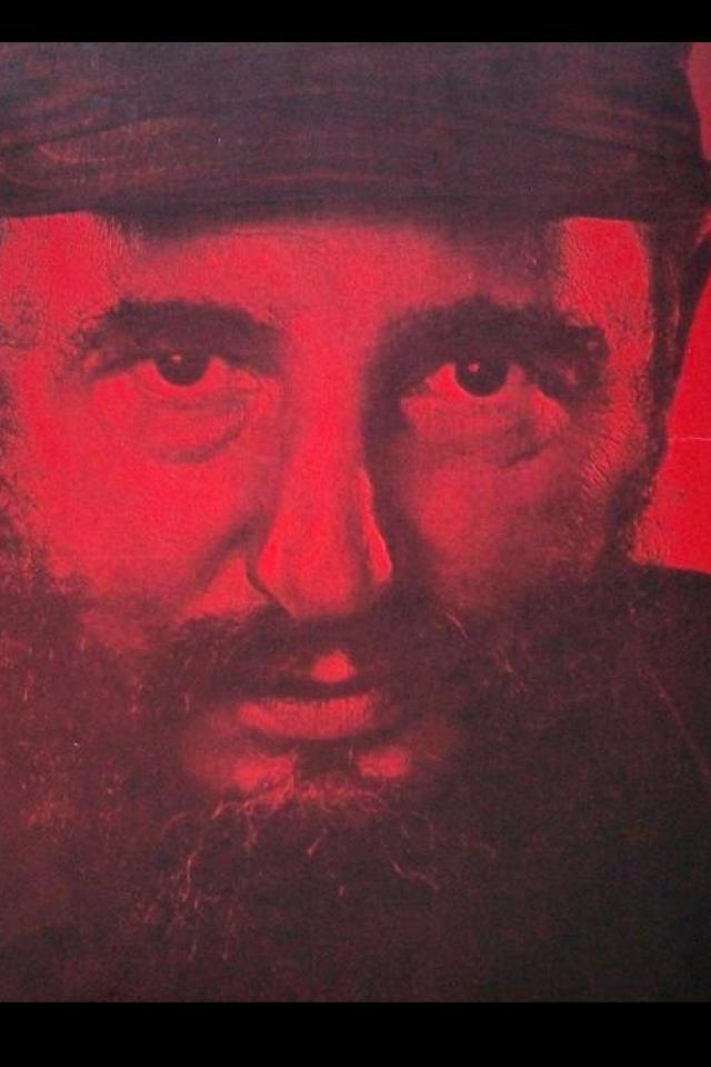 fidel castro Large Photo