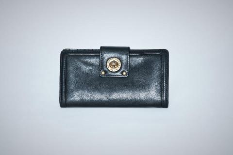 Marc by Marc Jacobs Black Wallet Photo