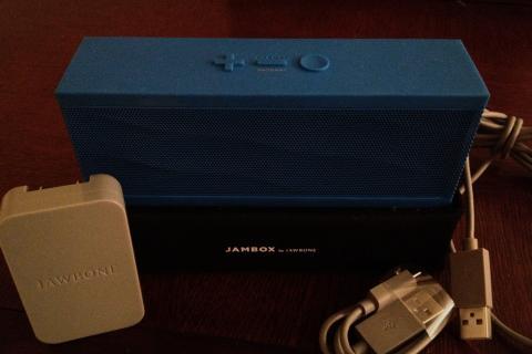 Jawbone Jambox Photo