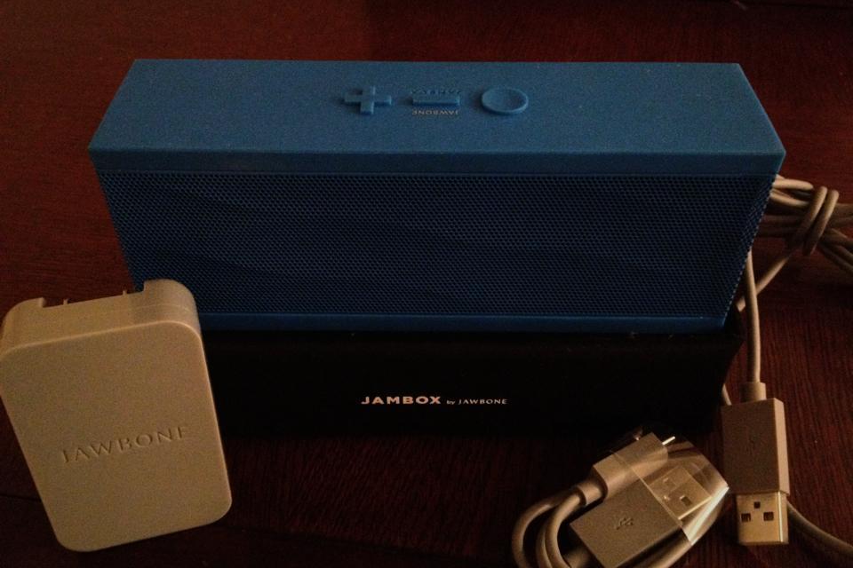 Jawbone Jambox Large Photo
