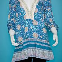 Free People Long-Sleeved Tunic Photo