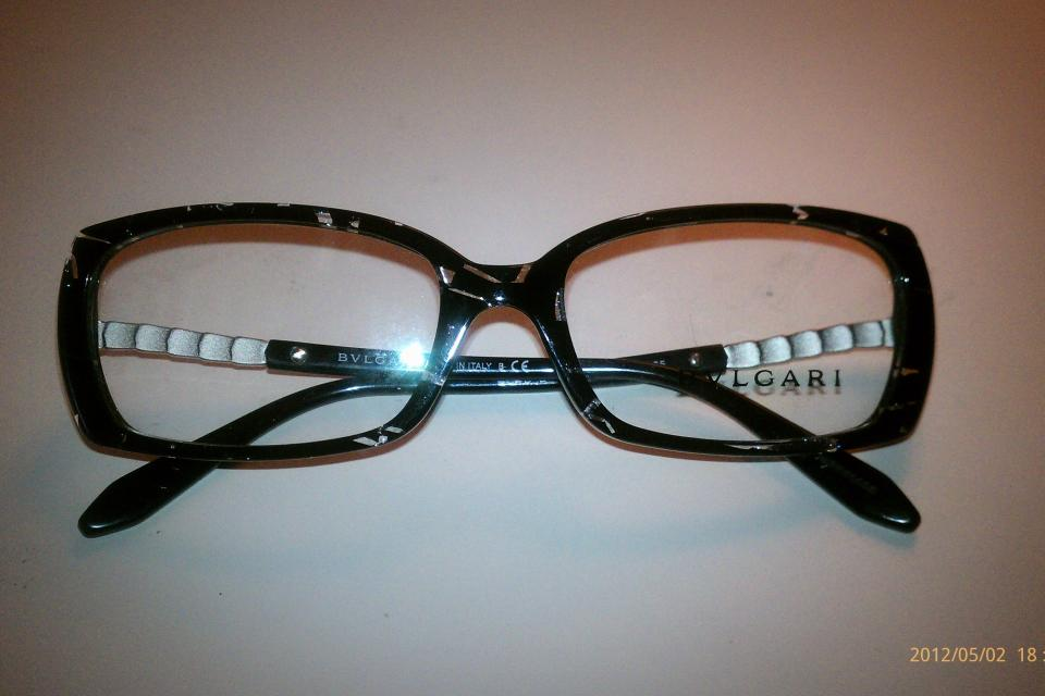Bvlgari Optical Glasses Large Photo