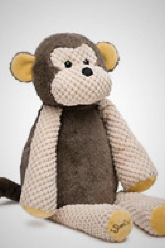 Scentsy Buddy - Molli the Monkey Photo
