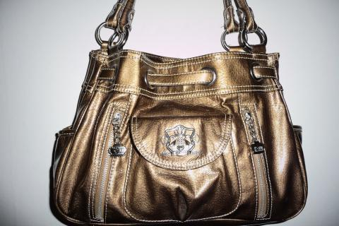 Kathy Van Zeeland Handbag Photo
