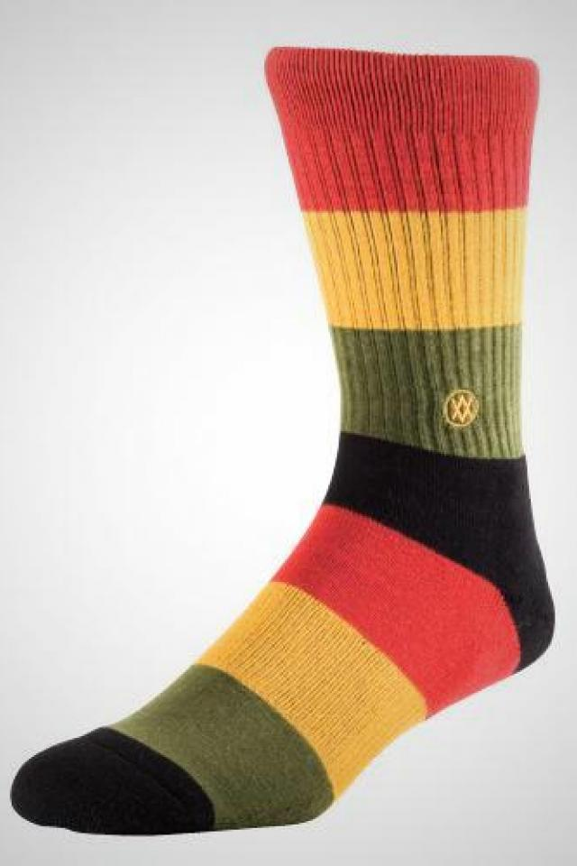 Stance Maytal Socks available in S/M or L/XL Photo