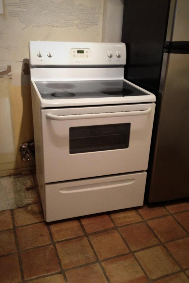 Frigidaire Electric Oven Large Photo