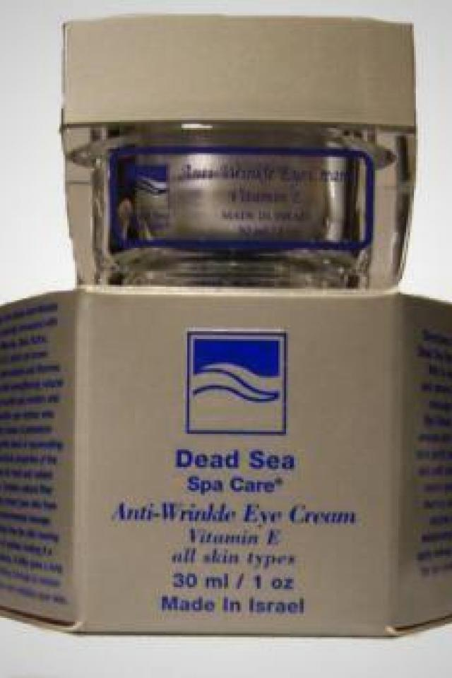 Dead Sea Spa Care Anti-Wrinkle Eye Cream Case Pack 45 Photo