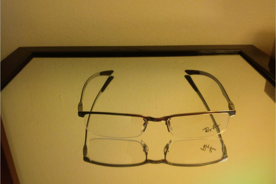 Rayban Optical Glasses  Large Photo