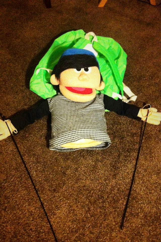 Puppet Photo