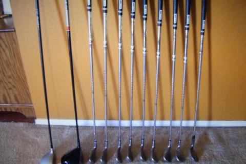 Callaway golf clubs and more Photo