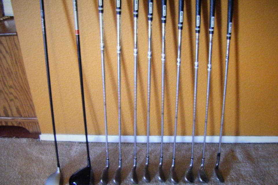 Callaway golf clubs and more Large Photo