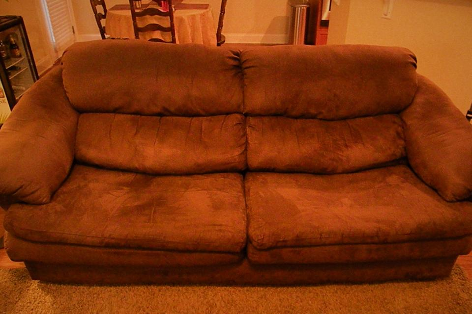 Couch & Love Seat for Sale Large Photo