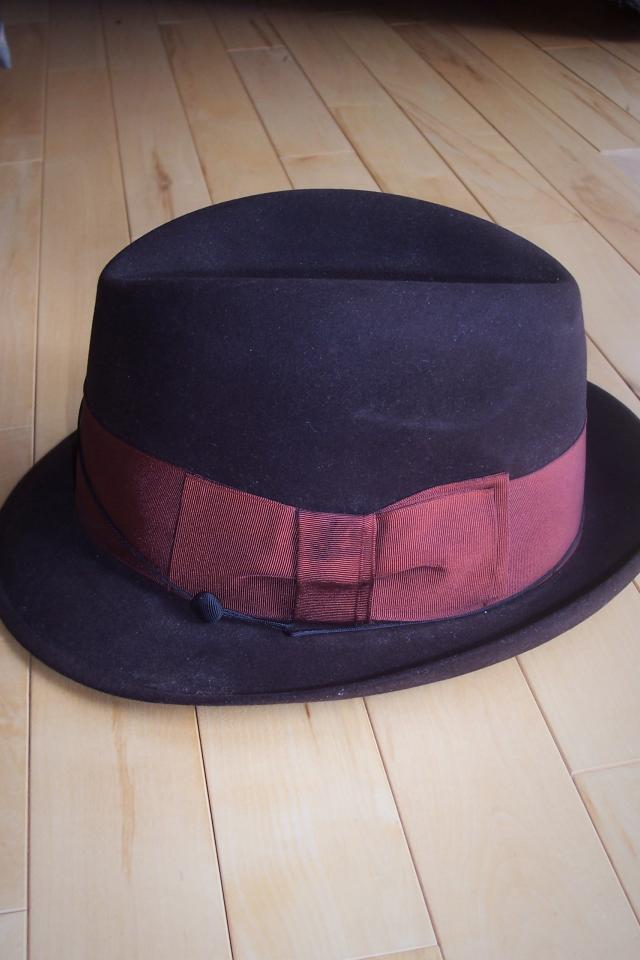 Vintage Stetson Fedora Photo