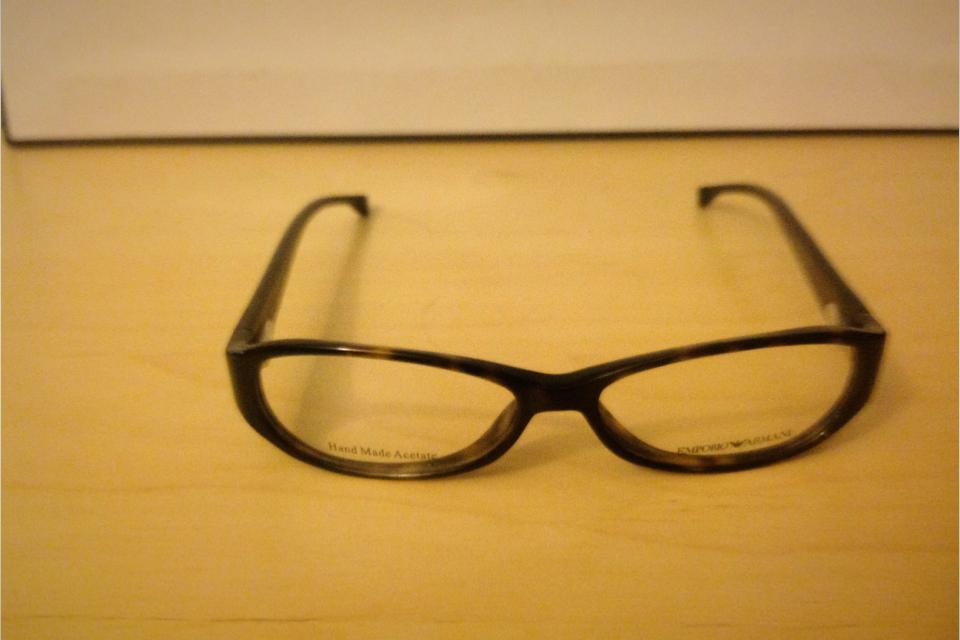 Emporio Armani Optical Glasses Large Photo