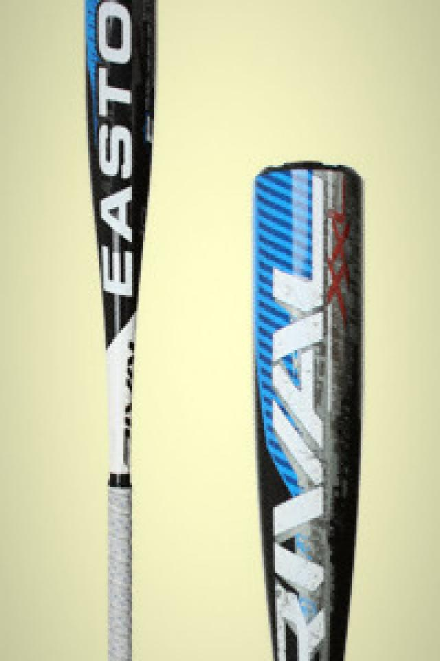 BRAND NEW 2012-LEGAL EASTON RIVAL BIG BARREL BAT 28 in / 18 oz Photo