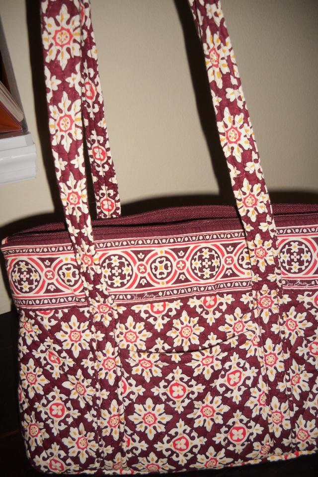 vera bradley handbag Large Photo