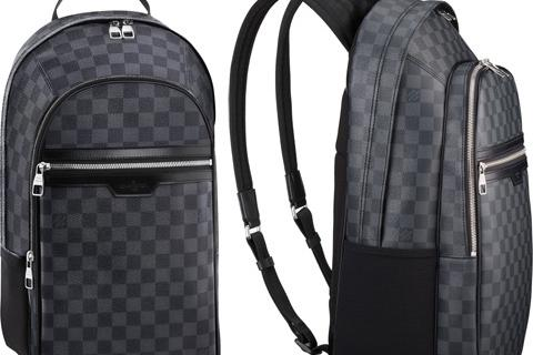 Louis Vuitton Back Pack Photo
