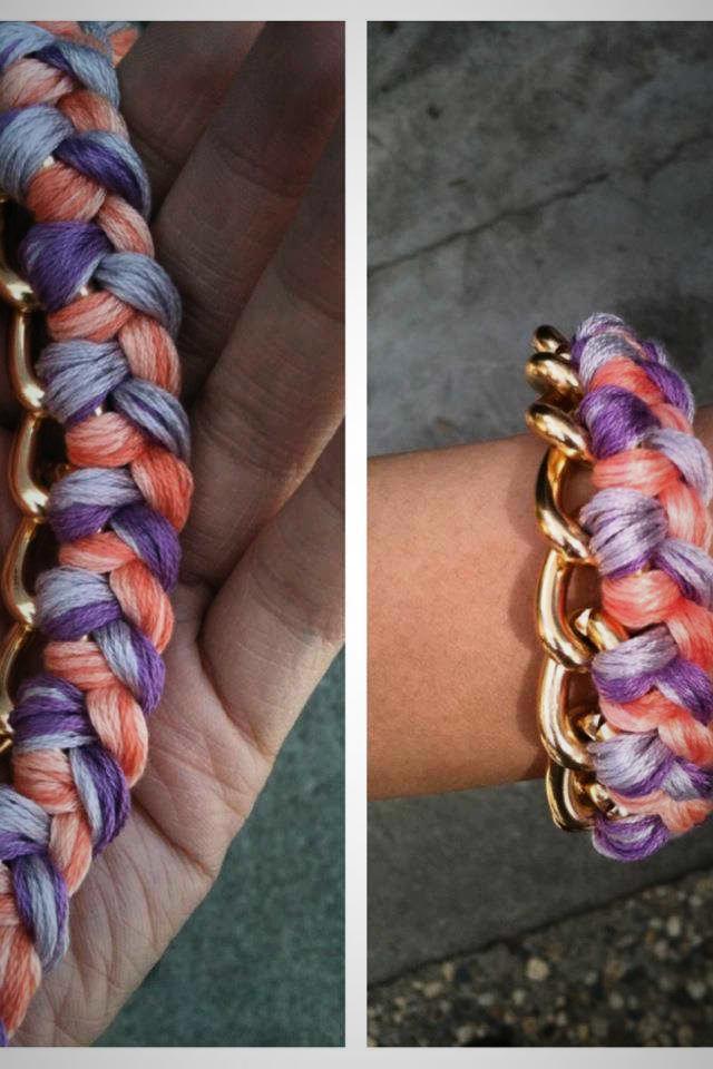 Braided Chain Bracelet Photo