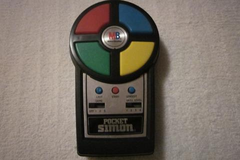 Pocket Simon Photo
