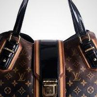 Louis Vuitton Limited Edition Monogram Mirage Griet Satchel Handbag  Photo
