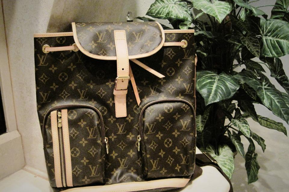 Louis Vuitton Monogram Canvas Bosphore Backpack M40107 Large Photo