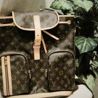 Louis Vuitton Monogram Canvas Bosphore Backpack M40107 Photo