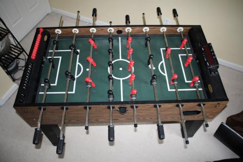 Fussball Table Photo