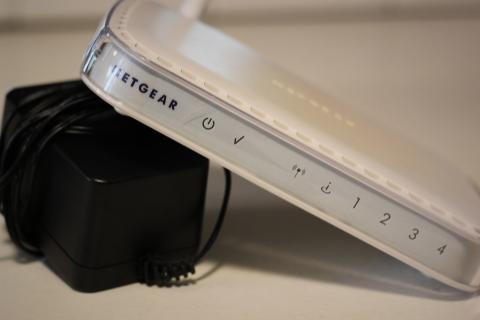 NETGEAR Wireless Router Photo