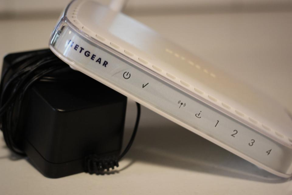 NETGEAR Wireless Router Large Photo