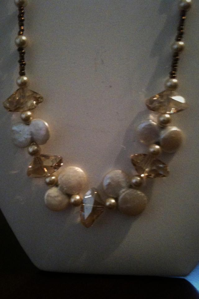 Pearl and crystal court stone Photo