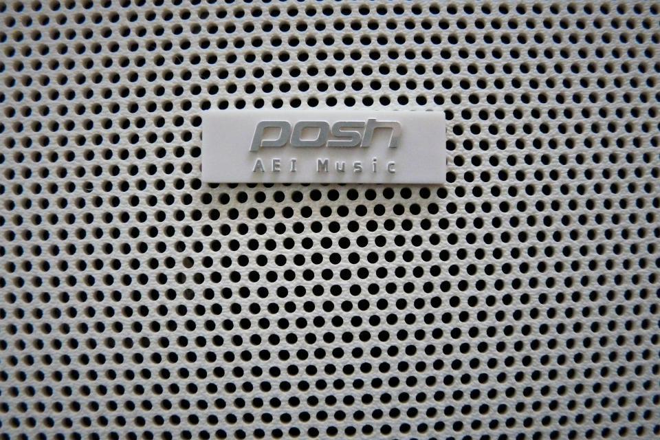 Posh 528-810 Speakers+Amp Large Photo