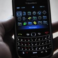 Blackberry Tour Photo