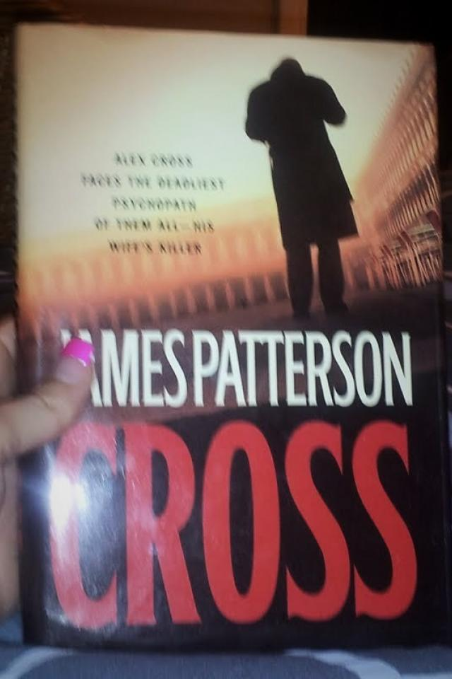 Cross - James Patterson Large Photo