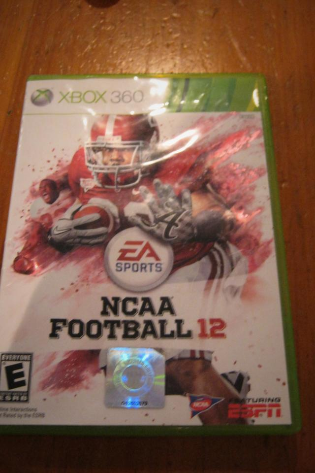 NCAA Football 2012 [Xbox 360] Photo